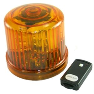 Picture of Magnet Mount Amber LED Beacon